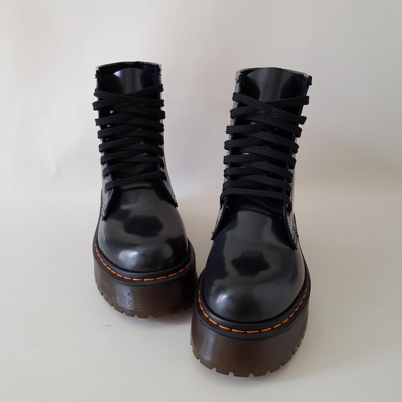 Stivaletti lacci pelle abrasivato grigio oxford - Lia diva scarpe ...