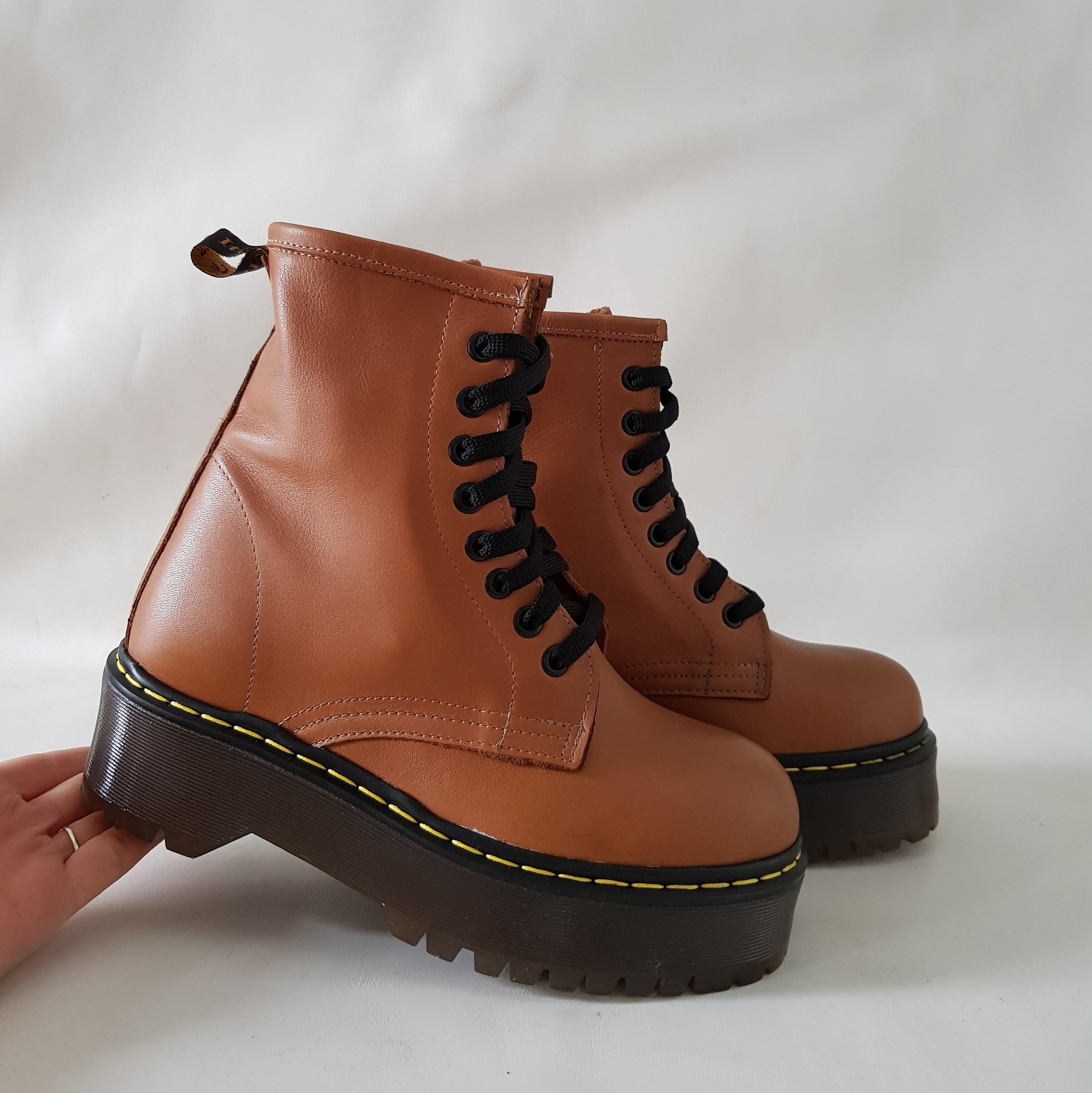 Stivaletti lacci pelle cuoio oxford - Lia diva scarpe ...