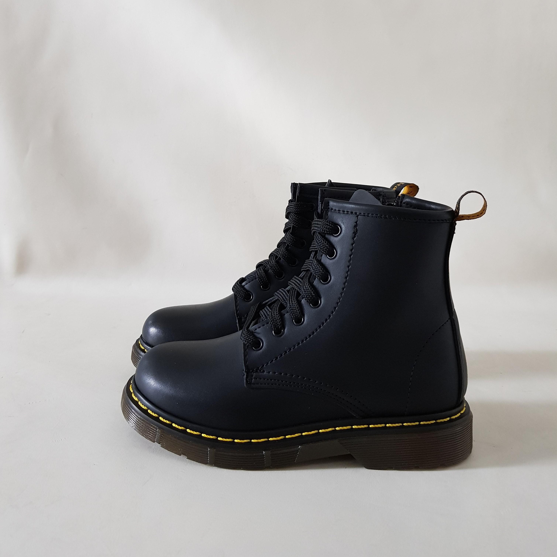 Stivaletti lacci bimba pelle nero oxford - Lia diva calzature ...